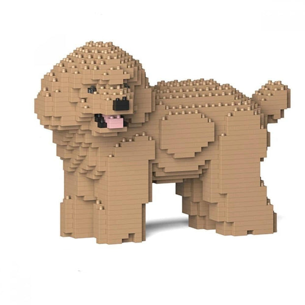 Toy Poodle Building Kit