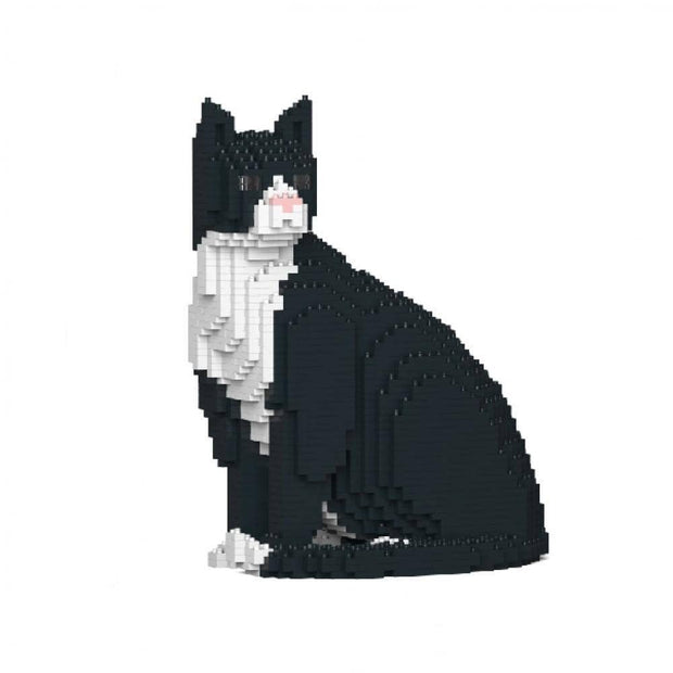 Tuxedo Cat Building Kit