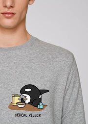 Cereal Killer Sweatshirt - All Everything Dolphin