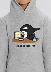 Cereal Killer Kids Hoodie - All Everything Dolphin