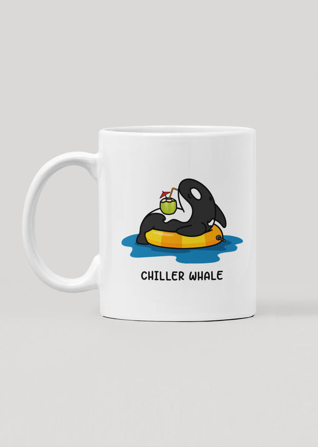 Chiller Whale Mug - All Everything Dolphin