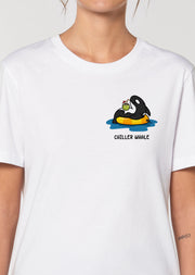 Chiller Whale T-Shirt - All Everything Dolphin
