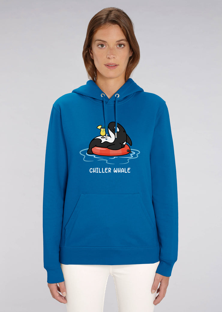 Chiller Whale Hoodie - All Everything Dolphin