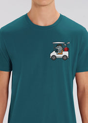 Golphin Cart T-Shirt - All Everything Dolphin