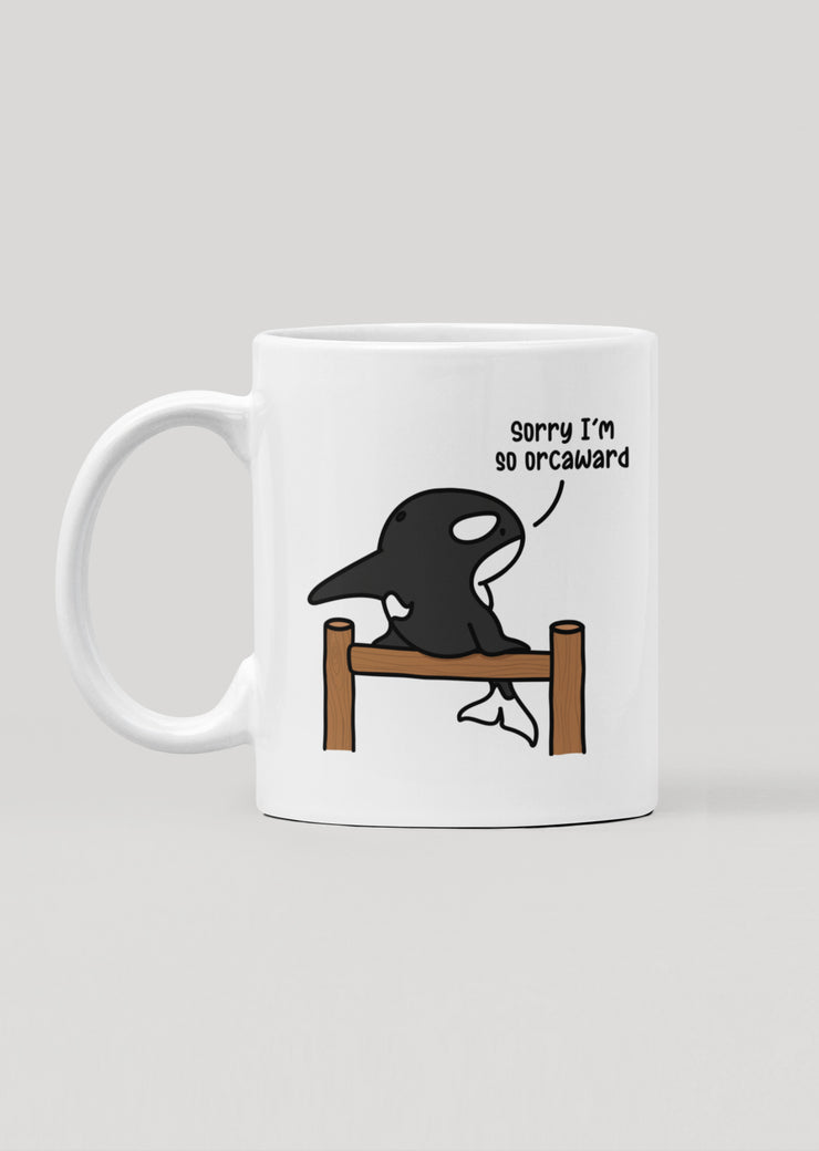 Orcaward Mug - All Everything Dolphin