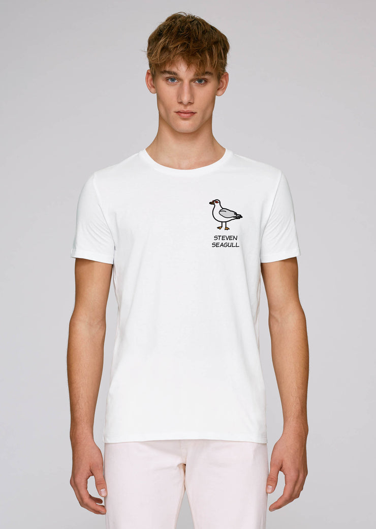 Steven Seagull T-Shirt - All Everything Dolphin