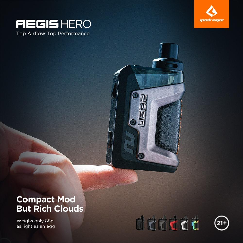 Geek Vape Aegis Hero 45W Pod Mod Kit