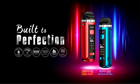 Smok RPM 2 Pod Mod Kit 80W Description