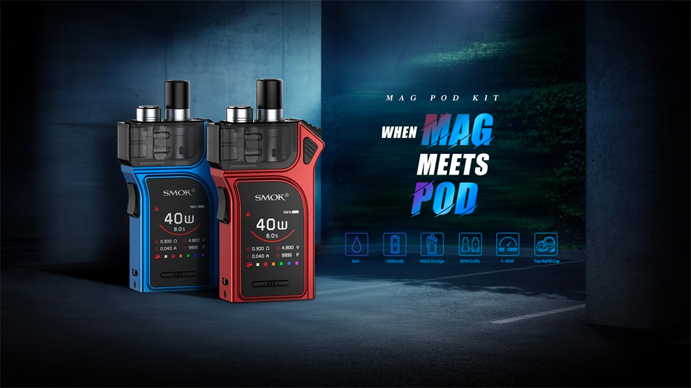 Mag Pod Mod Kit Product Description