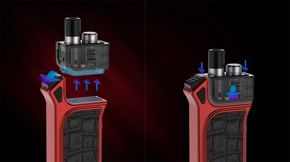 Mag Pod Mod Kit New Color