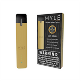 Myle Device Pod System Gold Color