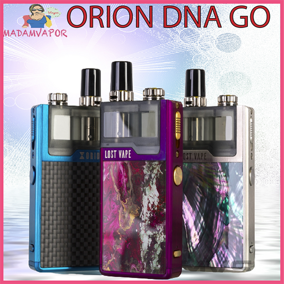 Lost Vape Orion DNA Go 950mAh