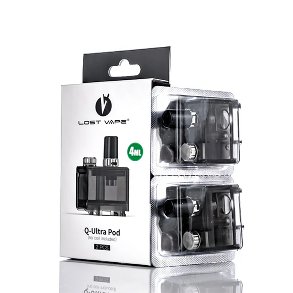 Lost Vape Orion Q-Ultra Replacement Pod Cartridges