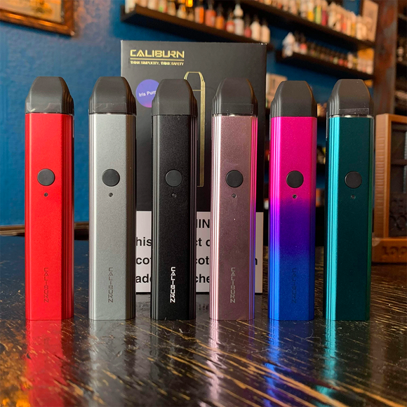 Uwell Caliburn Pod System Kit Most competitive online store for vaping supplies and E-Cigarette in the UAE, ships throughout the United Arab Emirates, GCC with the best competitive prices ...