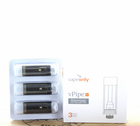 Vapeonly Vpipe Mini Replacement Atomizer
