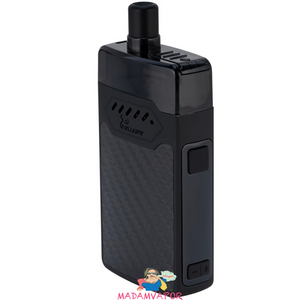 Hellvape Grimm Pod System Kit VAPE MADAMVAPOR is all about providing you great vaping experience. We simply provide the best products available in the market along with the service every vapor ...