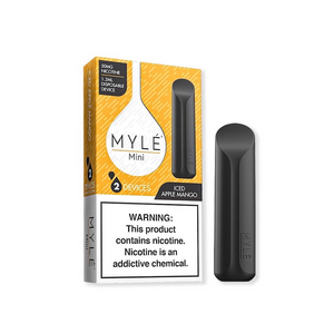 Myle Mini Disposable 5 Packs AED 225-250