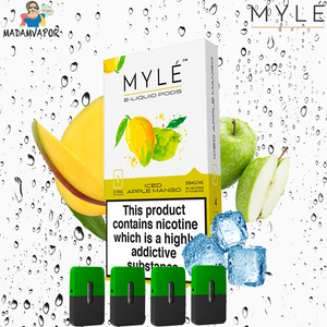 [Authentic] Myle Pods Iced Apple Mango