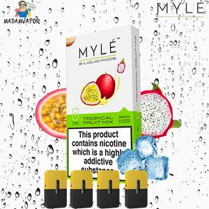[Authentic] Myle Pods Tropical Fruit Mix