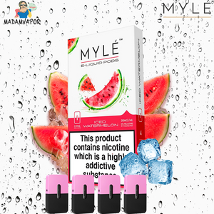 [Authentic] Myle Pods Iced Watermelon