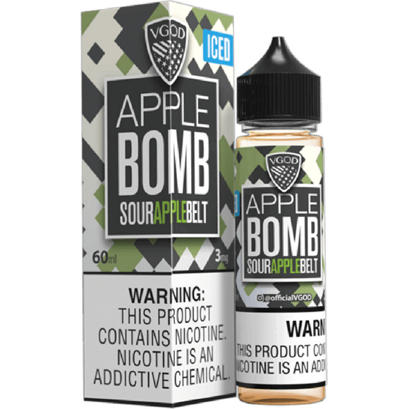 VGOD-Iced Apple Bomb [60ML]