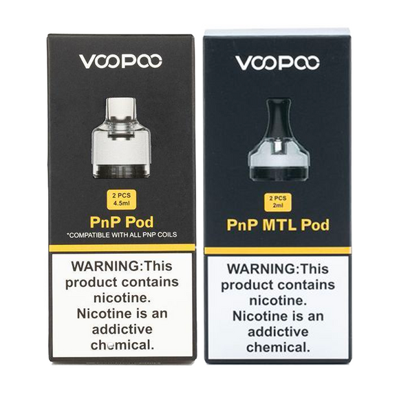 Voopoo PNP Replacement Pod Cartridges