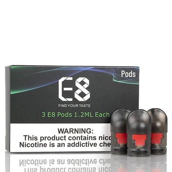 E8 Replacement Pods