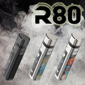 "Wismec R80 Pod Mod Kit 80W ""We deliver vape juice, vape kits, pods, pod refills, Salt Nic and accessories all over UAE. What sets us apart is our same day and express delivery service with top notch after sales service and advice. We have made vaping in Dubai easy just see all our great reviews and carefully selected vape juice range. We don't stock rubbish just to fill out the site, we have tried and tested and personally like all of the items we sell. So you can buy with full confidence"