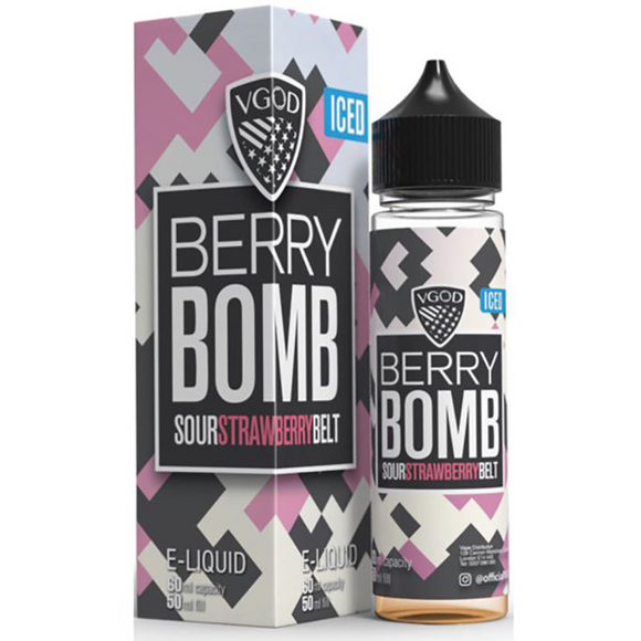VGOD-Iced Berry Bomb [60ML]