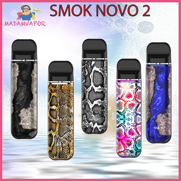 [Authentic] Smok Novo 2 Pod System Kit