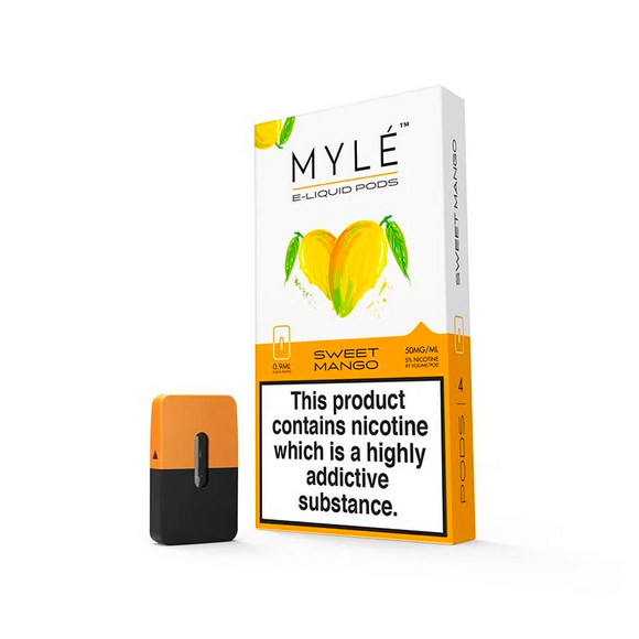 [Authentic] Myle Pods Sweet Mango