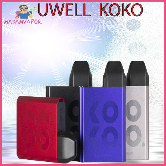 [Authentic] Uwell Caliburn KOKO Pod System Kit