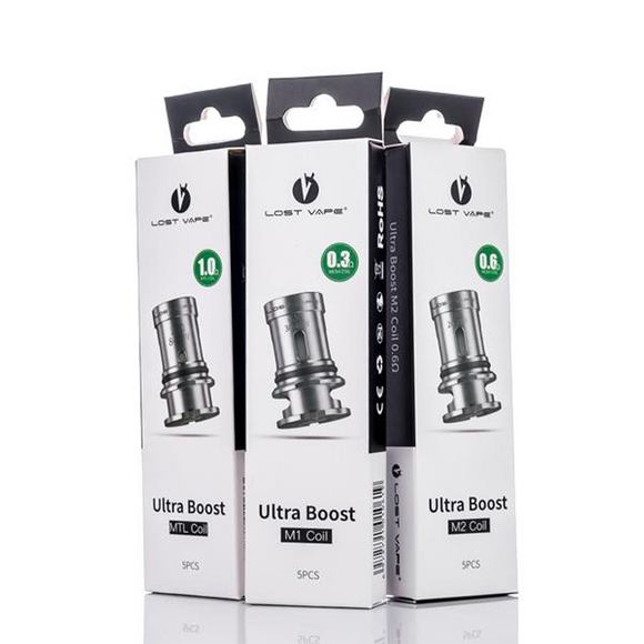 Lost Vape Orion Q-Ultra Replacement Coils
