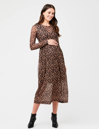 Tabby Nursing Dress