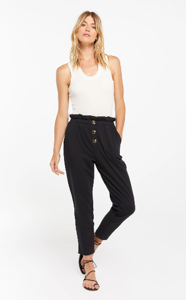Z Supply high waisted joggers Canada