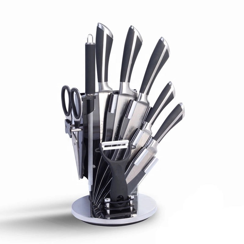 Cooking Stainless Steel Knife Set