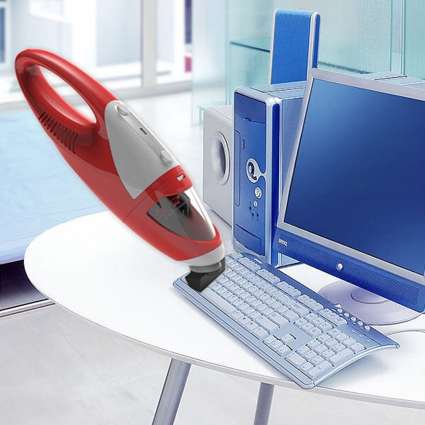 Portable Vacuum Super Cleaner