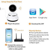 Load image into Gallery viewer, Mini WiFi Home Monitoring Camera