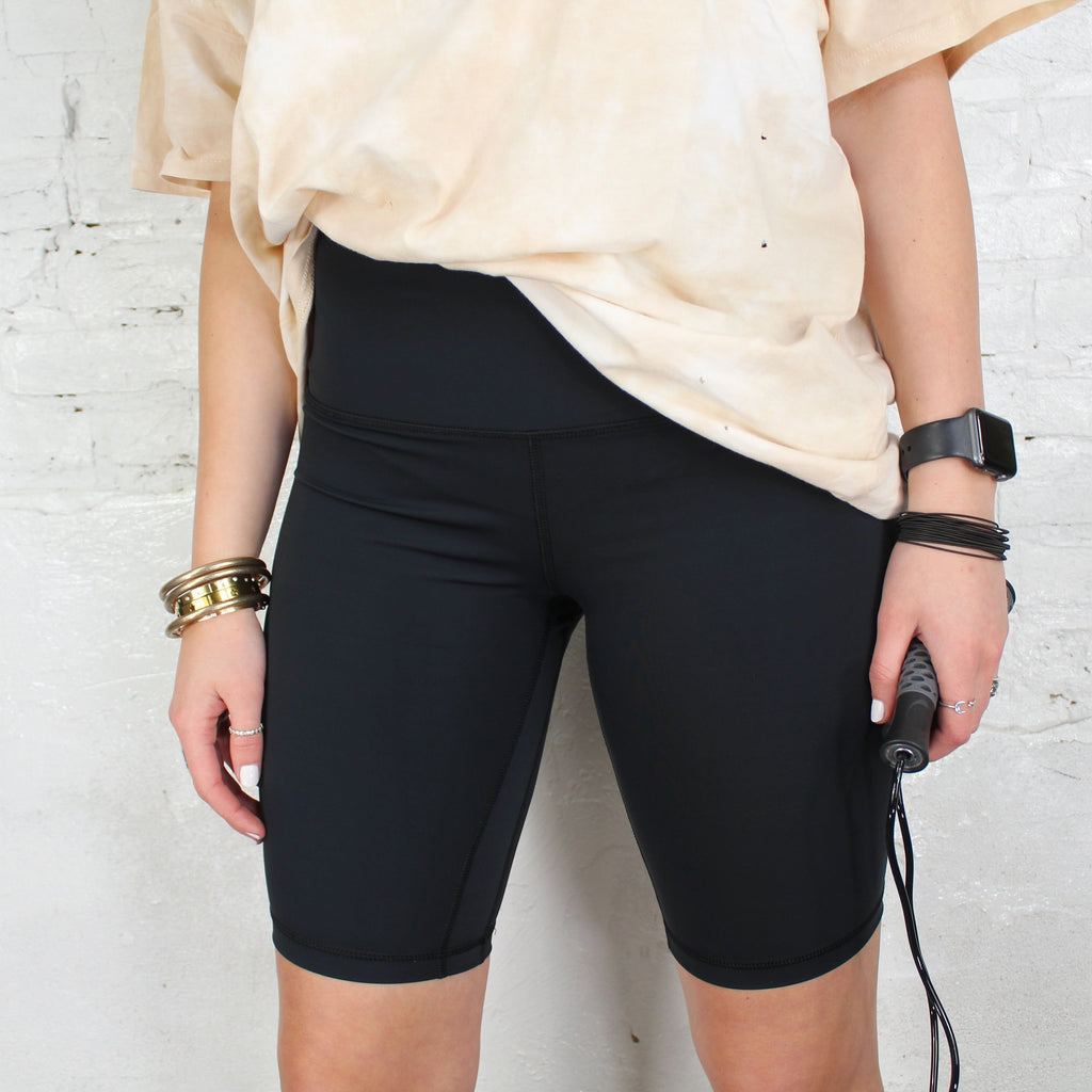 Easy Example Biker Shorts