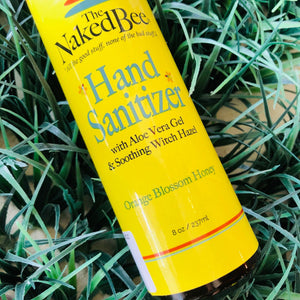 Naked Bee Hand Sanitizer 8oz