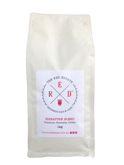 The RED Estate Signature Blend