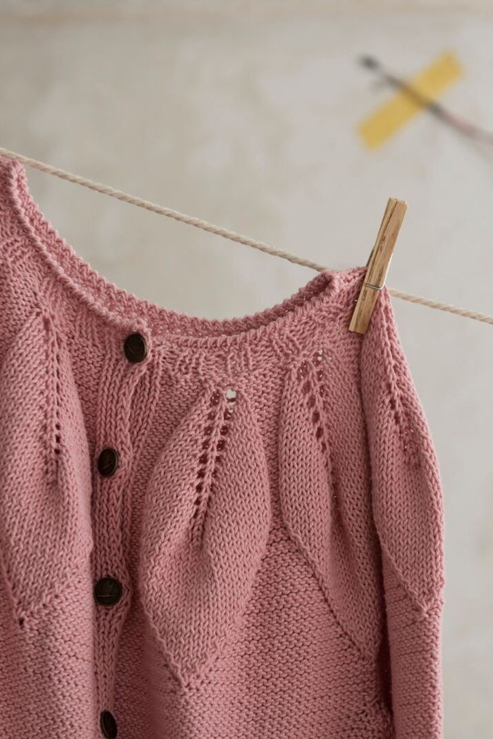 Sweater Hojas Colores