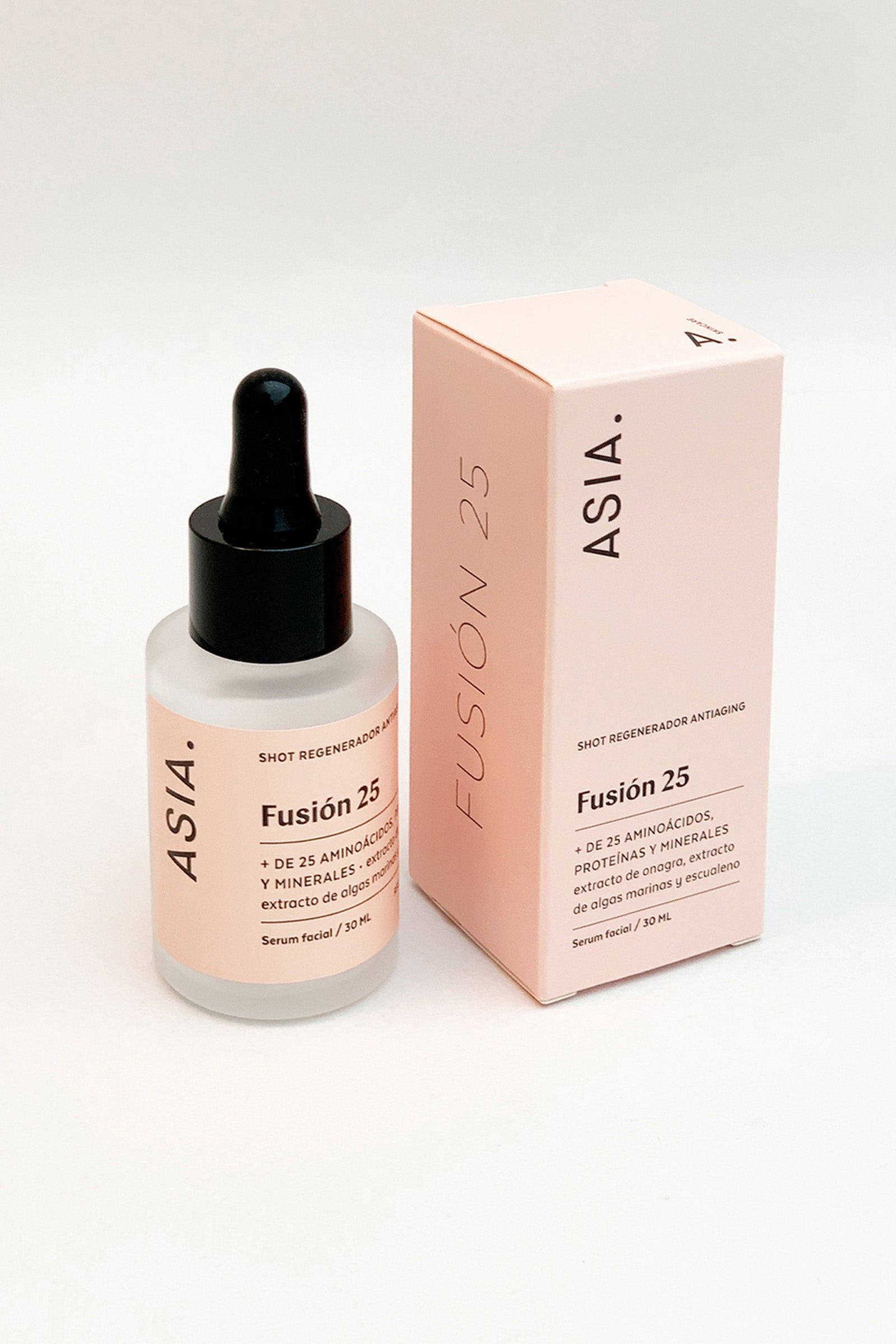 Fusión 25/ Serum facial