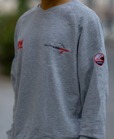 Sweat gris Sébastien Loeb Racing - SEW