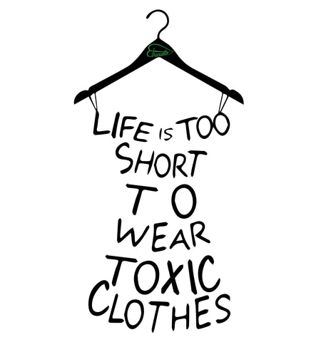 Ethicuette in its Sustainable fashion brand's Sustainability Manifesto tackles climate emergency and environmental emergency, as well as clothes return, making vegan clothes without plastic that fits all shapes and sizes. Life is too short to wear toxic clothes!