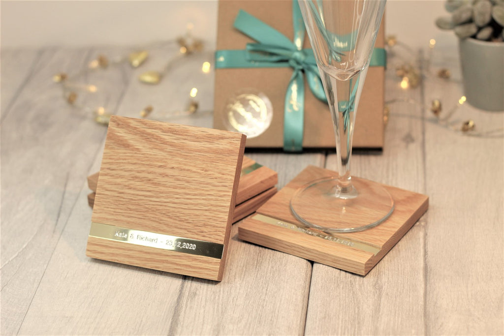 Wood Wedding Anniversary Gift | 5th