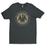 Men's Justice Tee - Heavy Metal Gray - PREORDER