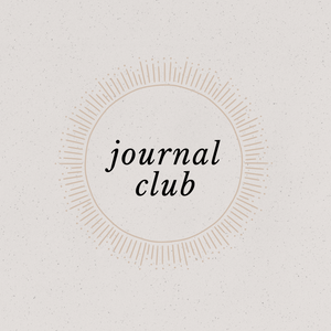 [ Pre-order] March Journal Club