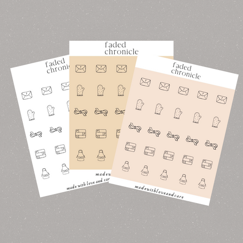 ICON SET - ESSENTIALS