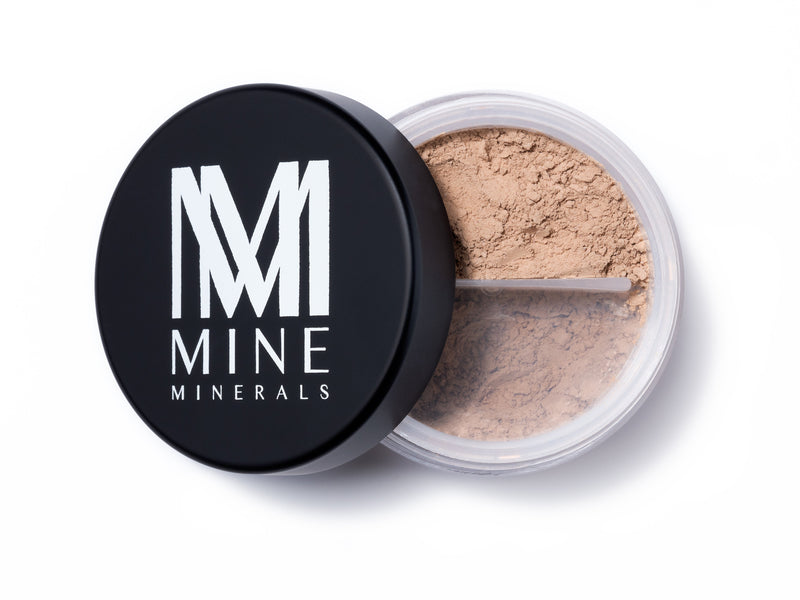 Mineral Makeup - Chestnut